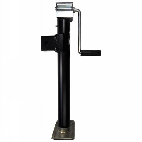 Side Wind Square Pipe Mount Jack - 5K