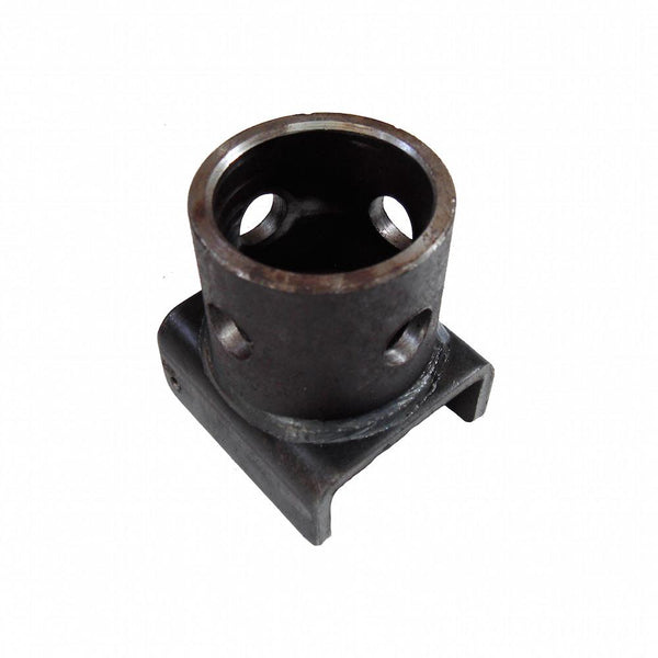 "Jack Mount with Channel - 2.5"", 5/8"" Pin Hole Jack Mount Ironworks Industries"