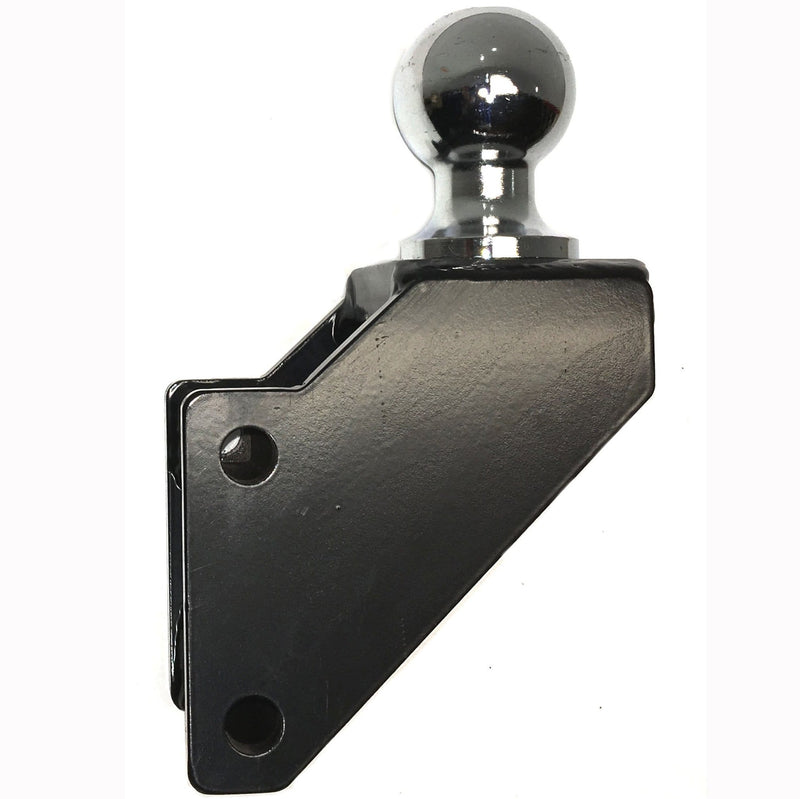 "Shocker Raised Ball Mount Attachment +2"" rise to -1"" drop"