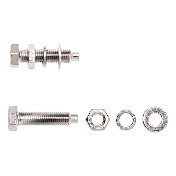M10 Ball Mount Clamp Bolt Kit Rock Tamers Hardware Rock Tamers