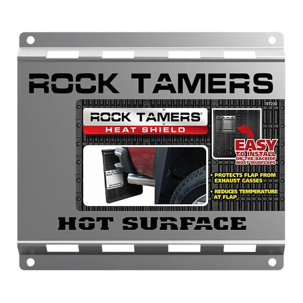 Rock Tamers Heat Shield Rock Tamers Hardware Rock Tamers