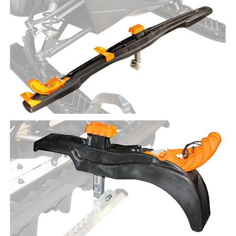 SuperClamp Front + Rear Set