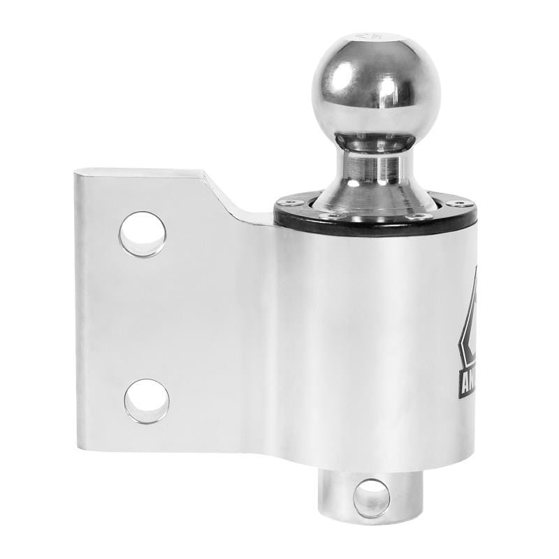"WD Anti-Sway assembly ONLY with 2"" ball (includes ball housing, ball & brake material)"