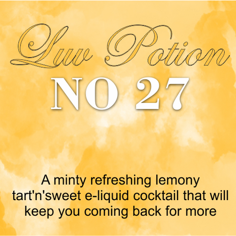 LUV Potion - No. 27
