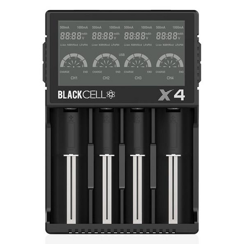 BlackCell 4 Bay Charger