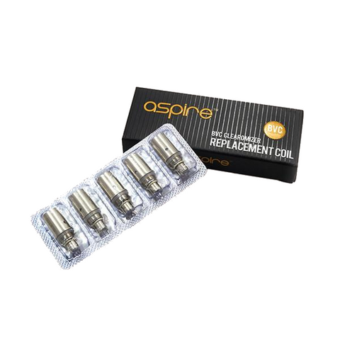 Aspire BVC Replacement Coil 5x