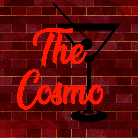 Barmanjay's Cocktails and Dreams - The Cosmo