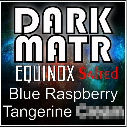 Dark Matr - Equinox Salted