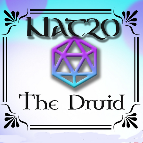 NAT20 - The Druid