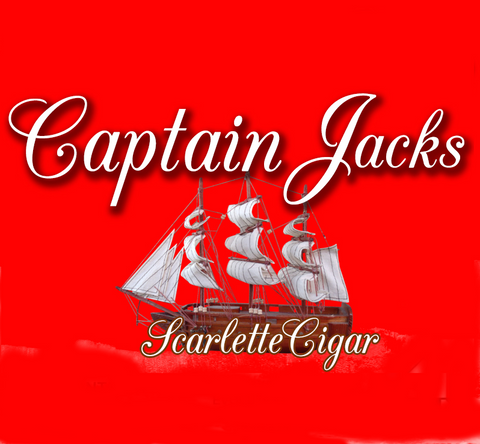 Captain Jacks - Scarlette Cigar