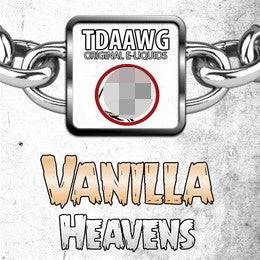 T-Daawg - Vanilla Heavens - 60ml