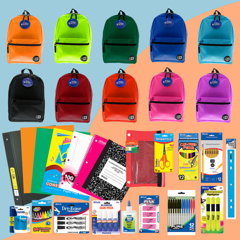 BAZIC Elementary School Kit
