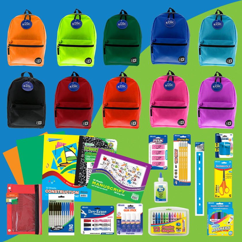 BAZIC Primary School Kit