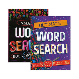 Large Print Find a Word II Puzzles Book - Bazicstore