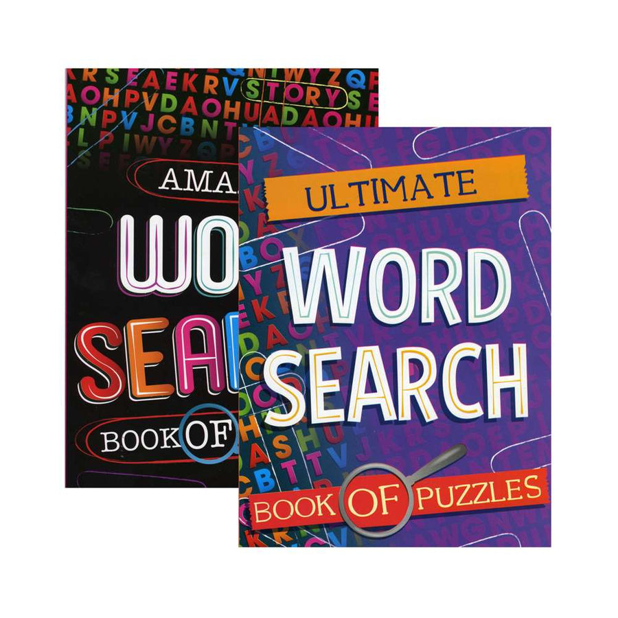 Large Print Find a Word II Puzzles Book