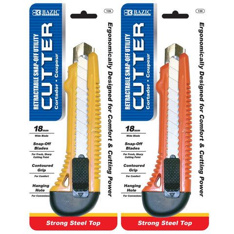 BAZIC Steel Top Multipurpose Cutter