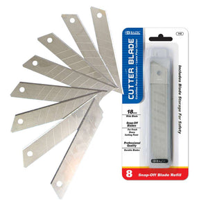 Cutter Replacement Blades with Tube (8/Tube) - Bazicstore