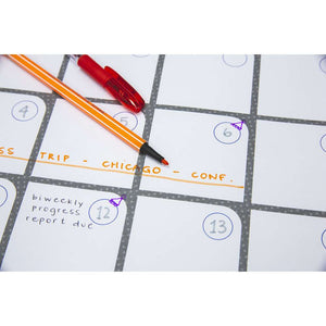 12 Color Washable Fiber Tip Pen