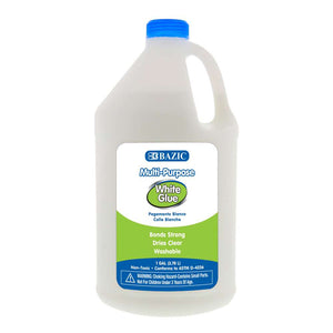 1 Gallon White Glue - Bazicstore