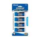 Two-Tone Eraser (4/Pack)