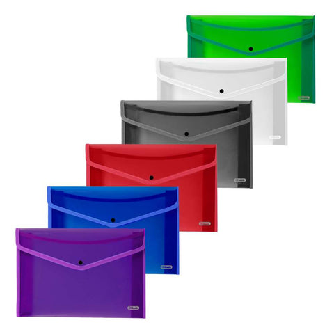 V-Flap Legal Size Document Holder