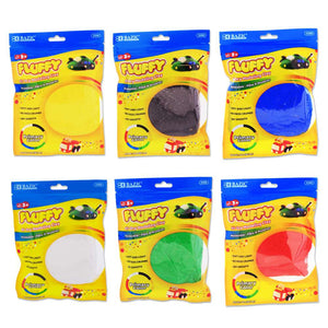 2 Oz. Primary Colors Air Dry Modeling Clay - Bazicstore
