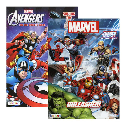 #4575936 AVENGERS Coloring Book