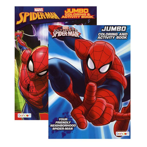 #4576436 SPIDERMAN Coloring Book