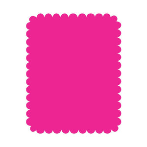 Fluorescent Pre-Cut Poster Board Shapes (5/pack)