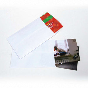 "6"" x 9"" Self-Seal White Catalog Envelope (6/Pack)"