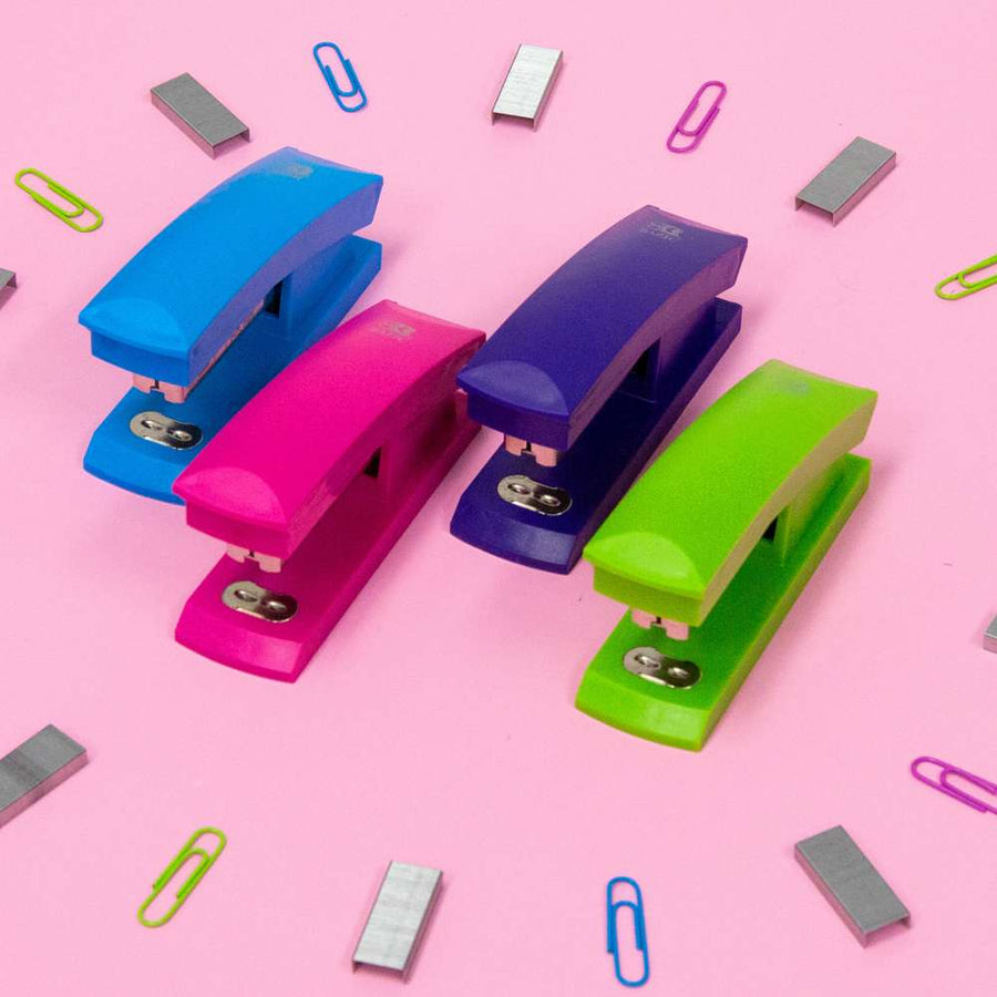 Bright Color Standard (26/6) Stapler - Bazicstore