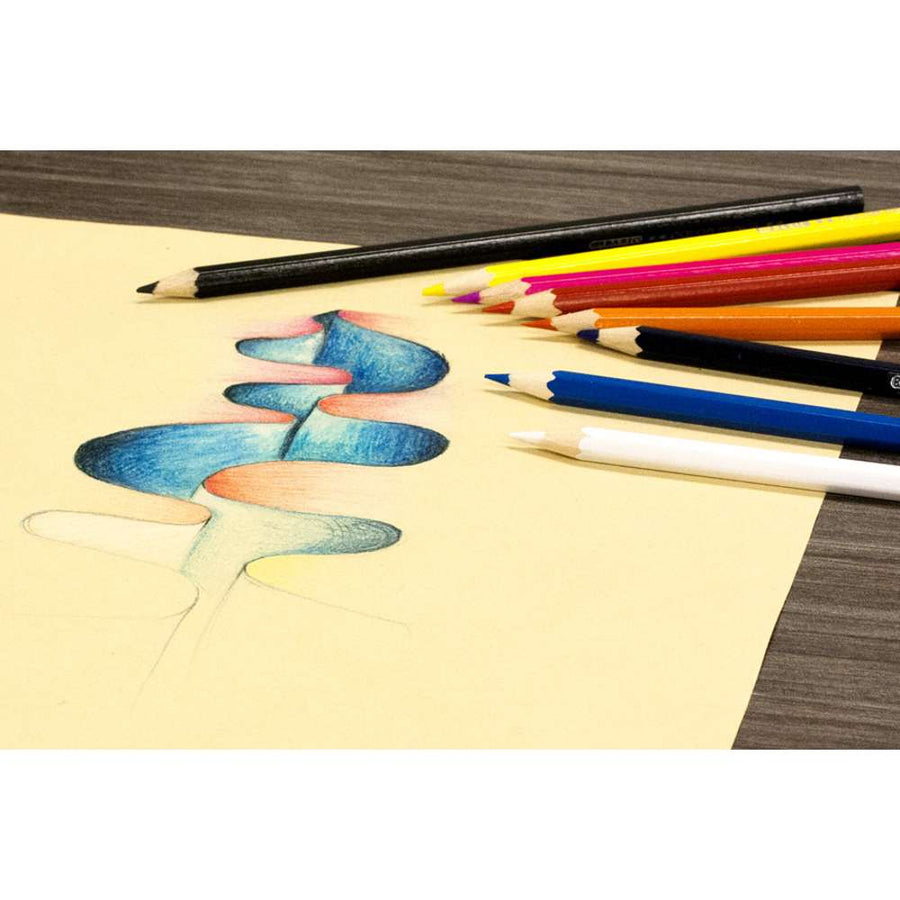 12 Color Pencil