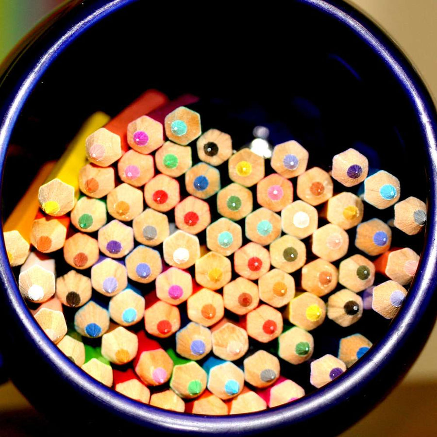 24 Color Pencil