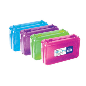 Glitter Bright Color Multipurpose Utility Box - Bazicstore