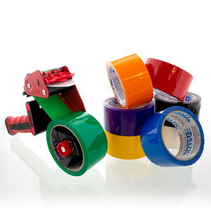"1.88"" X 54.6 Yards Color Packing Tape"