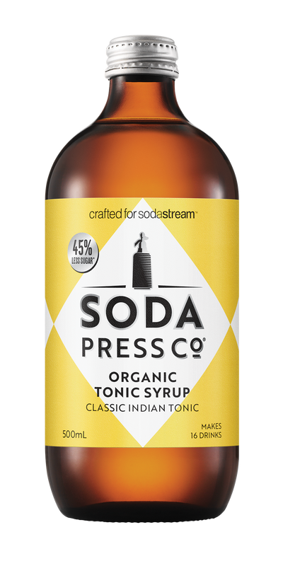 Organic Classic - Indian Tonic (Mixer Syrup)