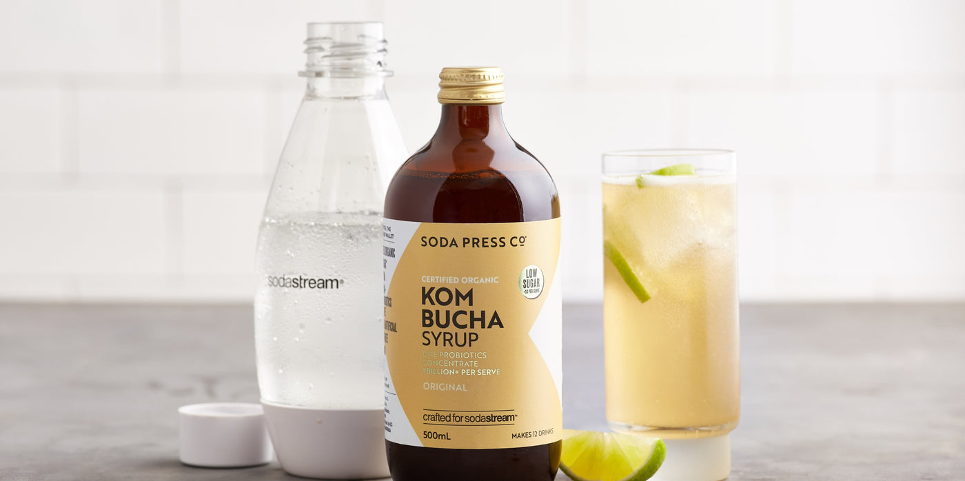NEW Organic Kombucha Concentrate - Original