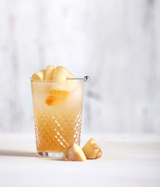 Organic - Ginger Ale (soda & mixing syrup)