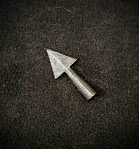 Medieval Arrowhead - Triangle Point