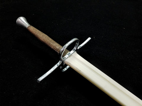 Black Fencer V5 Ring Hilt Longsword