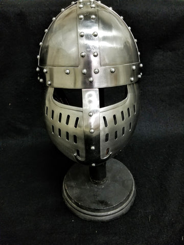 Full Face Spangenhelm