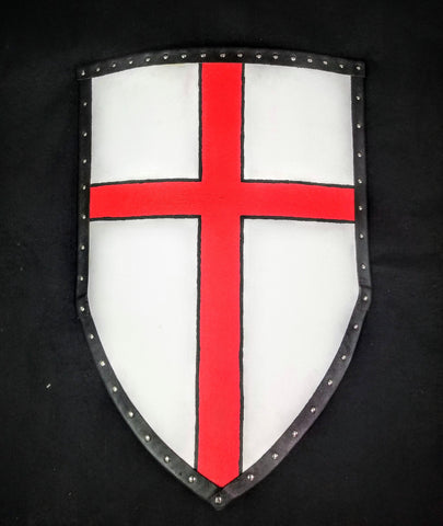 Custom - Templar Cross Heater Shield