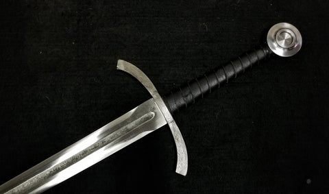 BKS Longsword With Forged Crossguard (Blunt)