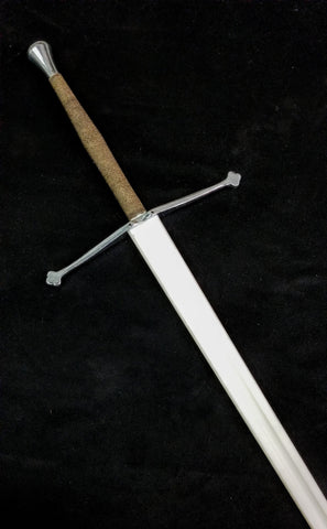 Black Fencer Scottish Claymore Trainer