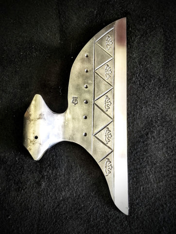 BKS Axe Head - Gallowglass - Chiseled
