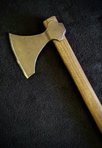 Viking Antiqued Hand Axe