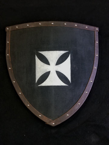 Custom - Iron Cross Heater Shield