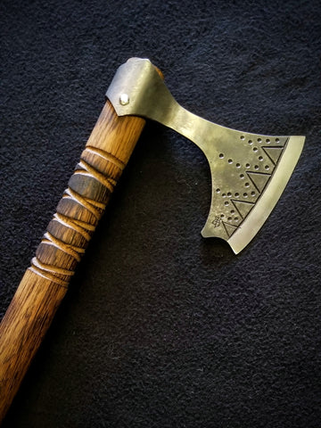 BKS Axe - Viking Bearded - Small