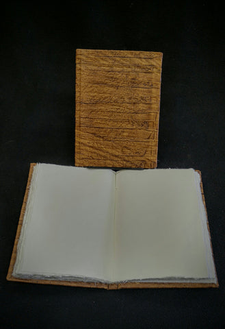 Medium Hard Cover Leather Book