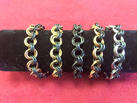 Stretchy Bracelet - Celtic Spiral